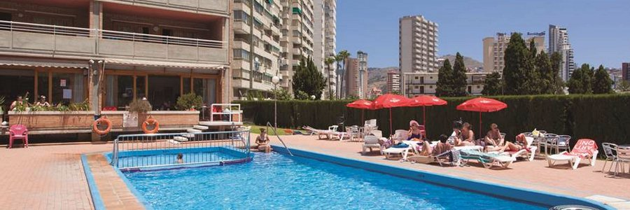 Alpha Apartments, Benidorm, Spain